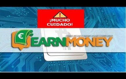 cuidado Errores en la forma de ganar dinero en earn money network