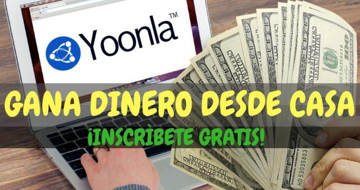 Dinero desde Casa ¿Qué es Yoonla? CPA Yoonla español
