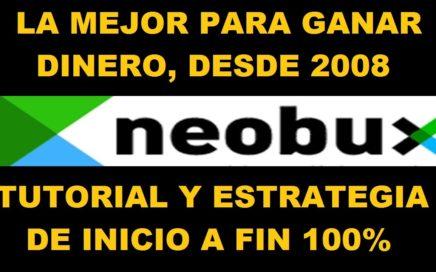 dinero facil 2016 Neobux Tutorial, trucos y estrategias 2016 ganar dinero por internet 2016