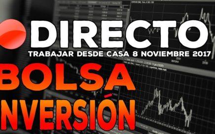 Directo - Análisis bursátil y económico - Oportunidades de inversión para Noviembre 2017