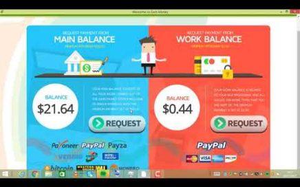 Earn Money Network  51$  PRUEBA DE PAGO A PAYPAL Ganar Dinero con el PC encendido