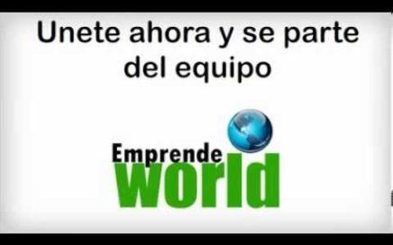 EmprendeWorld Gana dinero online  invirtiendo solo $2