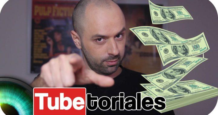 Formas de GANAR DINERO en YouTube   Tutorial