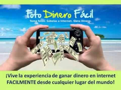 Foto Dinero Fácil  Como Ganar Dinero Fácil en Internet Subiendo Fotos