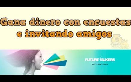 Future Talkers | Ganar dinero con encuestas | Cómo funciona