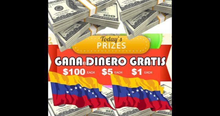 GANA 1$ POR DÌA VENEZUELA Y TODO EL MUNDO | MIRANDO VIDEOS | - (NOVIEMBRE 2017)