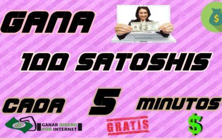 Gana 1200 Satoshis Cada 1h| Faucetping | Dinero Online Desde Venezuela