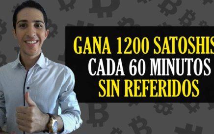 Gana 1200 SATOSHIS cada 60 Minutos SIN REFERIDOS [FaucetPig] Bitcoin Faucet free