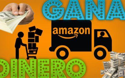 Gana dinero con Amazon flex