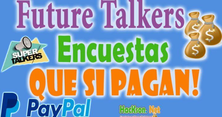 Gana Dinero con Encuestas-Paypal | Future Talkers - 2015 HD