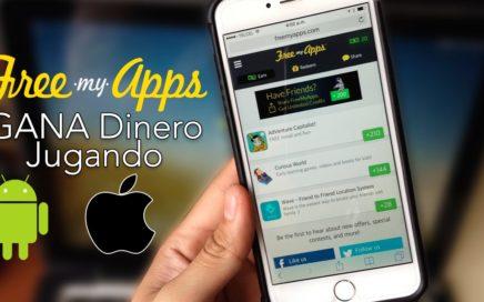 Gana Dinero Descargando Aplicaciones con FreemyApps Android & iOS |Android & iOS