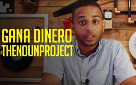 Gana Dinero Extra con The Noun Project