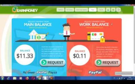 Gana Dinero facil con tu pc Earn Money 2017
