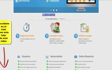 Gana dinero Online en MiPublishop.com Como inscribirse