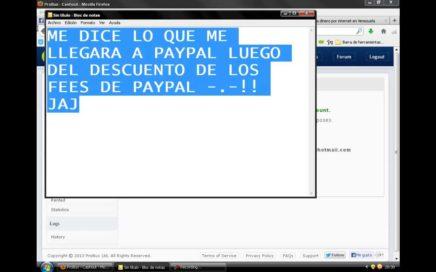 Gana dinero Paypal - Probux Venezuela!