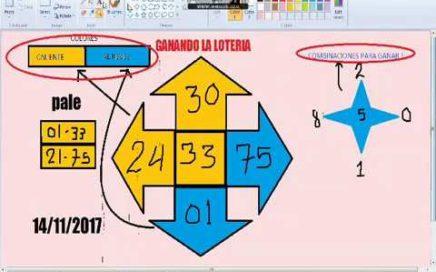 Gana Dinero Rapido hoy 14/11/17 en La Loterias y Apuestas/ juega chances