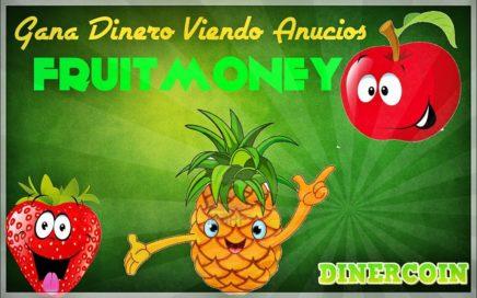 Gana Dinero Viendo Anuncios Con FruitMoney