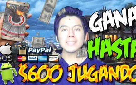 GANA HASTA $600 JUGANDO DESDE TU ANDROID Y IPHONE | Big Time ESTRATEGIA | Dinero facil 2017