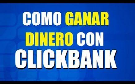 GANAR DINERO CON CLICKBANK  / HERRAMIENTAS DE AFILIADO