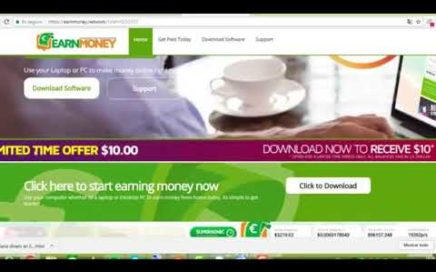 Ganar dinero con EARmoney noviembre 2017 si paga