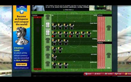 ganar dinero con goaltycoon, tutorial, crea un equipo fuerte! 2014-2015