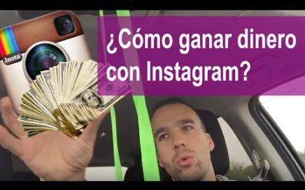 Ganar Dinero Con Instagram   Monetizar Instagram   Emprender tu negocio en Instagram