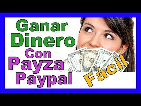 Ganar Dinero Con Paypal Rapido Facil Online Pagina Para Ganar Dolares En Linea Gratis 2016