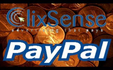 Ganar dinero desde casa (Dinero directo a Paypal clixsense)