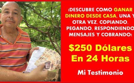 Ganar Dinero Desde Casa Es Simple Con Hacia Arriba (Easy1up)  | $250 USD En 24 Horas