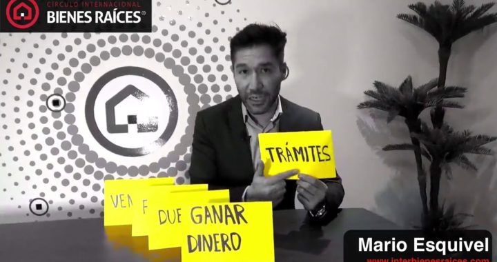 Ganar Dinero en Bienes Raices Video 1 de 5 con Mario Esquivel