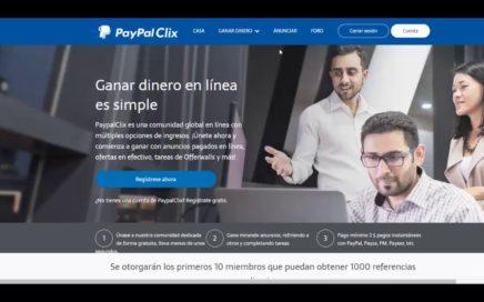 Ganar dinero en internet 2017 | Pagina Oficial de PayPal | Comprobado 31/10/2017