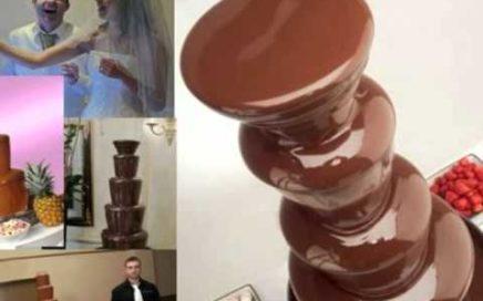 GANAR DINERO EXTRA con un emprendimiento propio cascada de chocolate Miramar