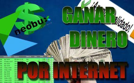 GANAR DINERO FÁCIL EN INTERNET   Neobux   D´VChannel
