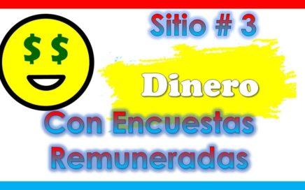 Ganar Dinero Online Con Centro De Opinion Conejos