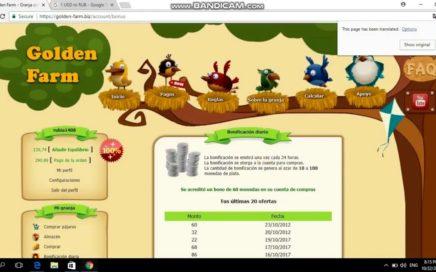 Ganar Dinero Online con Golden Farm Estados Unidos