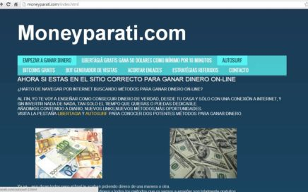 Ganar dinero online sin inversión gratis
