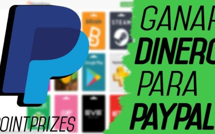 Ganar dinero para paypal 2017 | PointPrizes | Cupones gratis! | Frostgamerzp