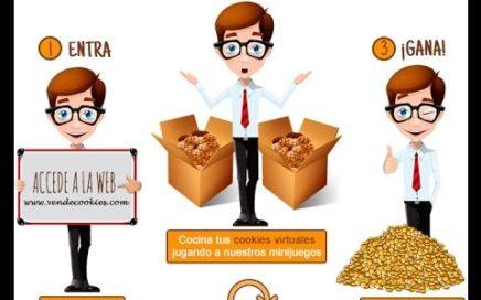 Ganar dinero para paypal / vendecookies / juegos que te paga por jugar