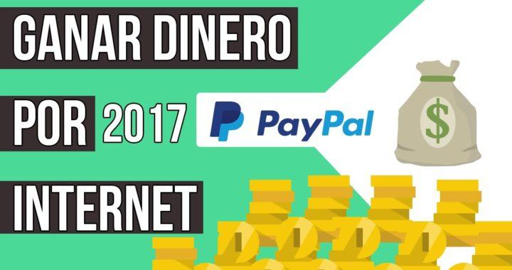 Ganar Dinero por Internet Gratis 2017 Gana en Dólares RÁPIDO Y FÁCIL