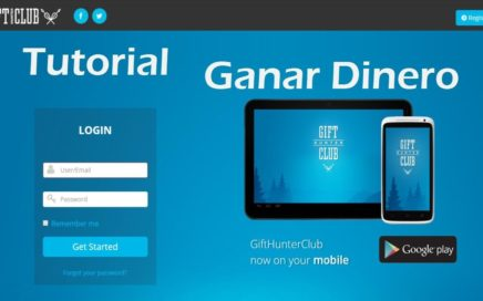 Gift Hunter Club + Encuestas + Tutorial (Gana dinero Paypal)