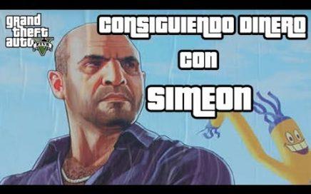 GTA 5 Online - Como ganar dinero con SIMEON