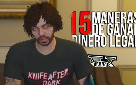 GTA Online - 15 maneras para ganar dinero legalmente