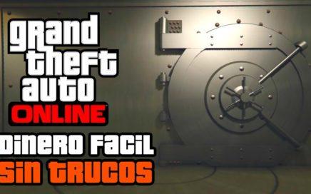GTA Online | Ganar Dinero Fácilmente sin Trucos | Juanluis01