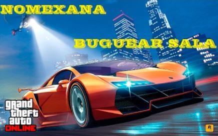 GTA V online 1.37  TRUCO BUGUEAR SALA PARA GANAR DINERO