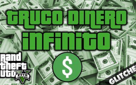 GTA V ONLINE Como ganar DINERO INFINITO Truco del Dinero GRAND THEFT AUTO 5 GTA 5