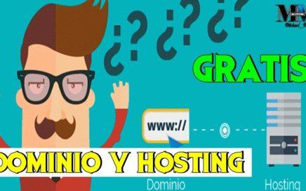 Hosting y Dominio Gratis 2017 sin publicidad | Ganar Dinero Con Hosting | Nuevo