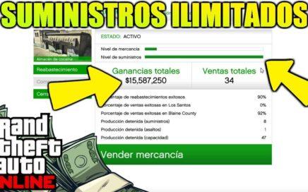 *INCREIBLE* NUEVO TRUCO DE DINERO INFINITO SIN AYUDA 1.41 [PS4/XBOX ONE/PC] | GTA 5 ONLINE