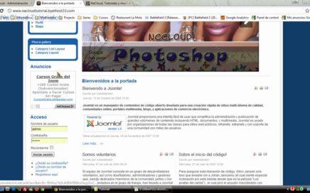 Joomla Tutorial 11.1 - Ganar dinero con Google Adsense en Joomla (HD)