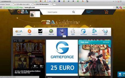 Juegos Baratisimos PC, XBOX,PS3,Etc. [Paypal,CC] 2016 Y GANAR DINERO