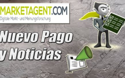 MarketAgent Prueba de Pago Paypal y Noticia   Gana Dinero a Paypal con Encuestas   Gokustian